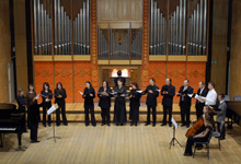 """BACH 323"" — Concert of J. S. Bach's birthday"