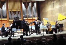 """BACH 325"" — Concert of J. S. Bach's birthday"